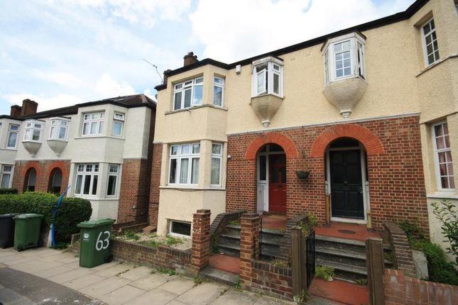 Thumbnail Flat to rent in Boyne Road, Lewisham