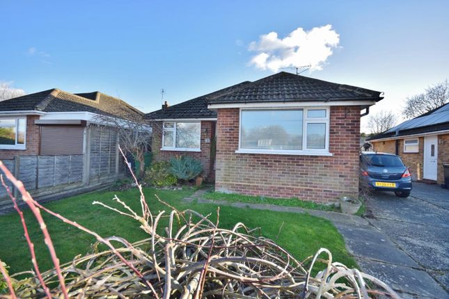 Thumbnail Detached bungalow for sale in Berg Estate, Basingstoke