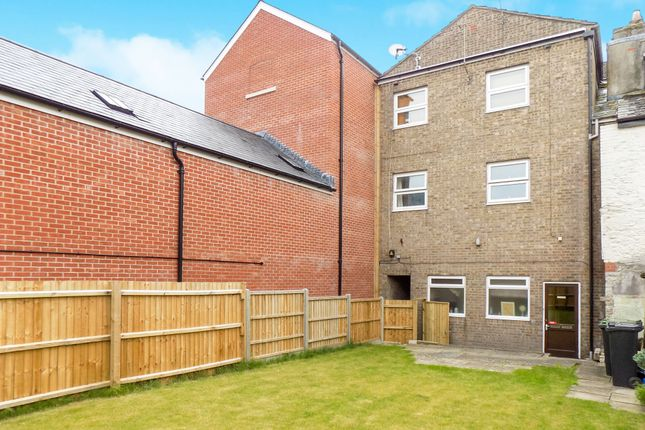 Thumbnail Flat for sale in Salisbury Mews, High Street, Fordington, Dorchester