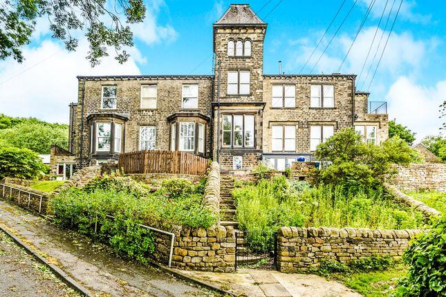 Thumbnail Terraced house for sale in Fieldhouse Drive, Slaithwaite, Huddersfield