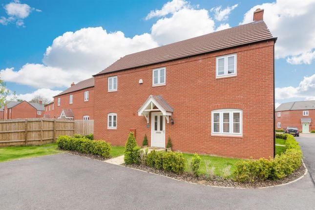 Thumbnail Property for sale in Hazel Close, Bugbrooke, Northampton