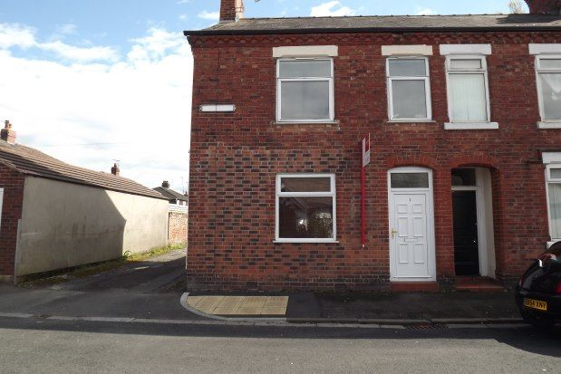 Thumbnail Property to rent in Romanes Street, Northwich