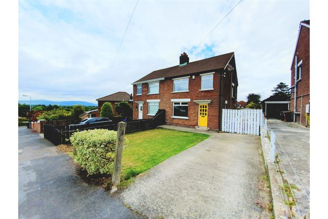 Thumbnail Semi-detached house for sale in Gilnahirk Rise, Belfast