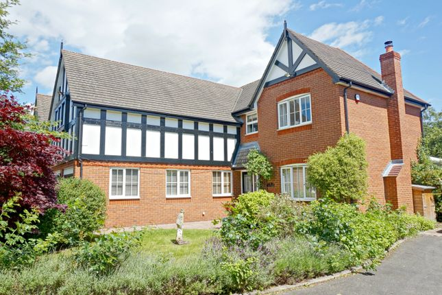 Thumbnail Detached house for sale in Newcastle Road South, Brereton, Sandbach