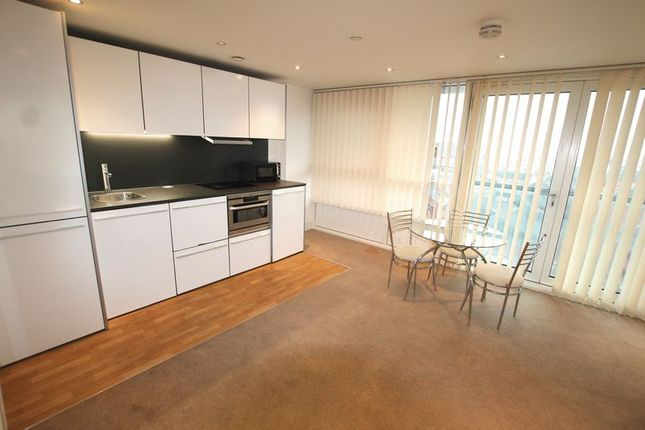 2 bed flat to rent in Huntingdon Street, Nottingham