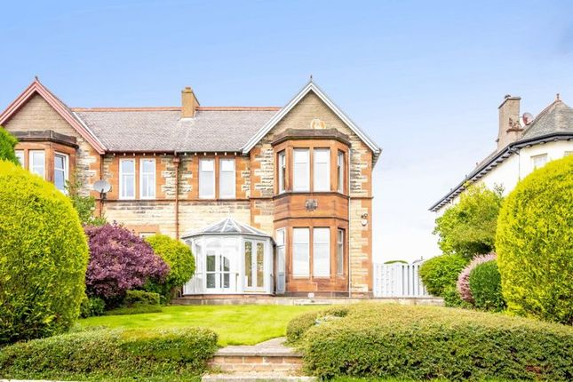 Thumbnail Semi-detached house for sale in Garvock Hill, Dunfermline
