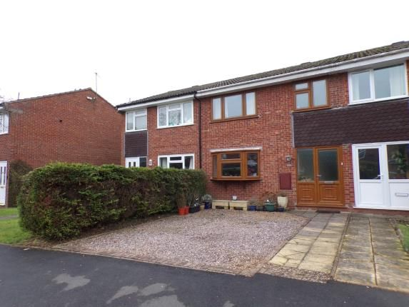 Thumbnail Terraced house for sale in Trevelyan Crescent, Stratford-Upon-Avon