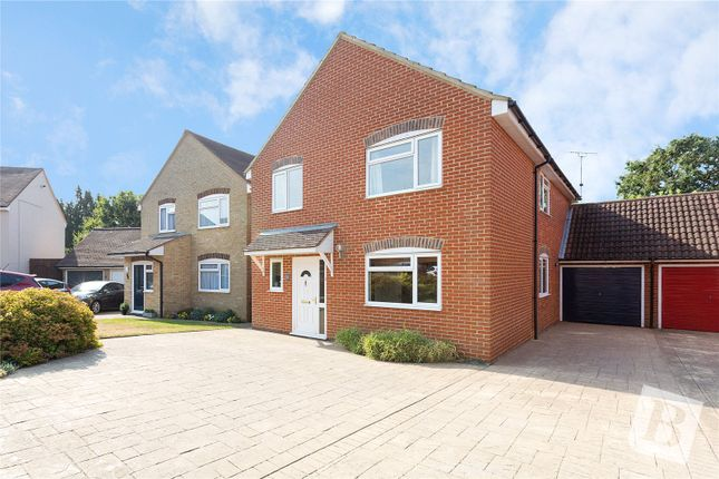 Thumbnail Detached house for sale in Pickwick Avenue, Chelmsford, Essex