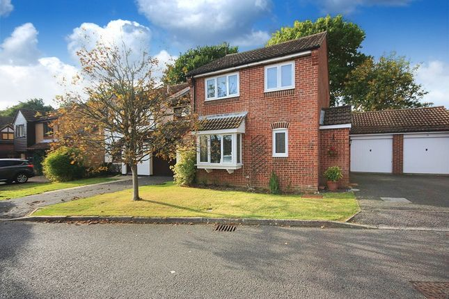 Thumbnail Detached house for sale in York Close, Southwater, Horsham