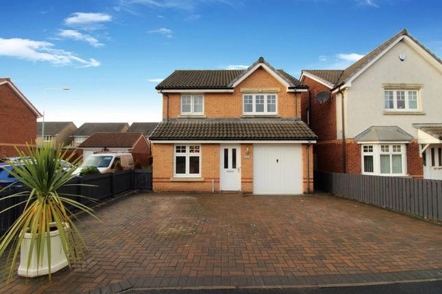Thumbnail Detached house for sale in Oliphant Way, Kirkcaldy