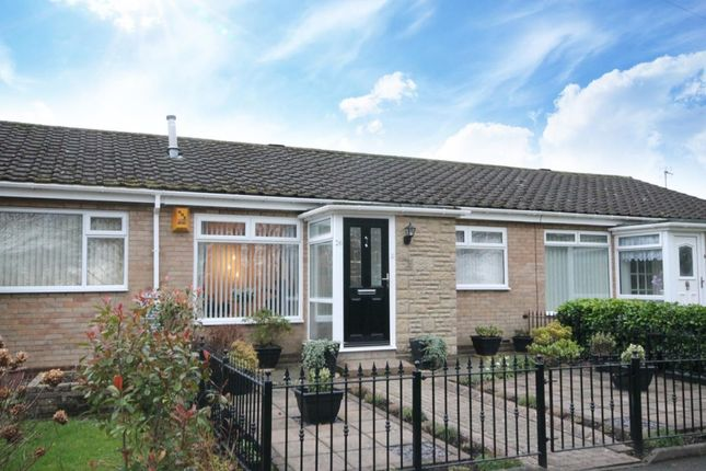 Thumbnail Bungalow for sale in Lotus Close, Chapel Park, Newcastle Upon Tyne