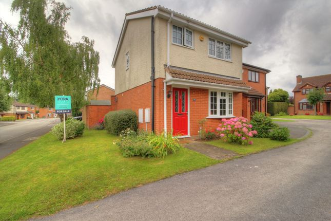 Thumbnail Semi-detached house for sale in Whitemoor Drive, Shirley, Solihull