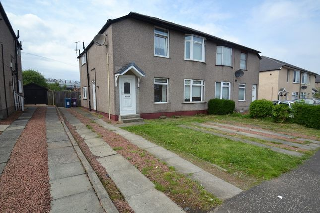 Thumbnail Flat for sale in Ardmay Crescent, Glasgow