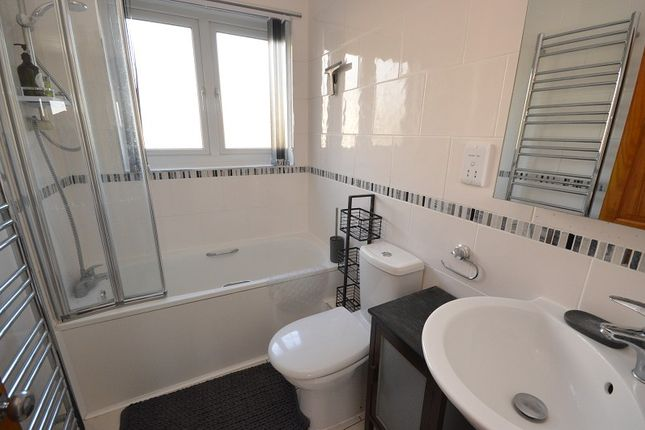 Bathroom of Chantry Road, Chessington, Surrey. KT9