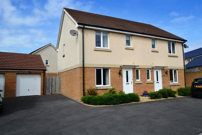 Thumbnail Property to rent in Kittiwake Drive, Portishead, Bristol