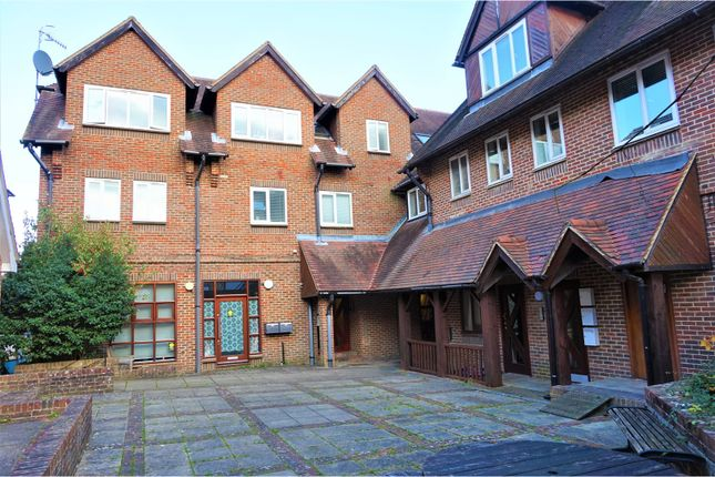 Thumbnail Flat for sale in Ashdown Court, Forest Row
