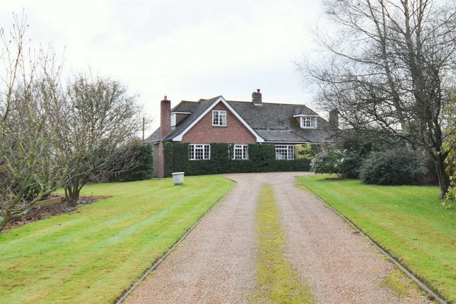 Thumbnail Detached house for sale in Carbery Cottage, Tonbridge Road, Bough Beech, Kent