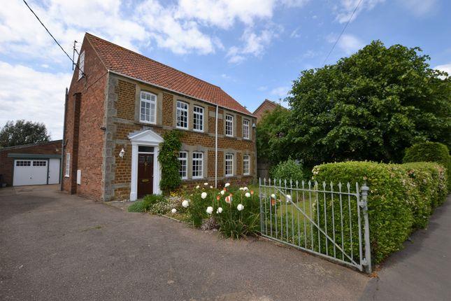 Detached house for sale in High Street, Heacham, King's Lynn