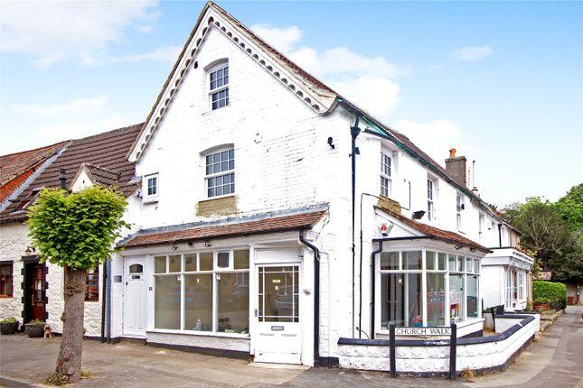 Thumbnail Flat for sale in High Street, Shrivenham, Oxfordshire