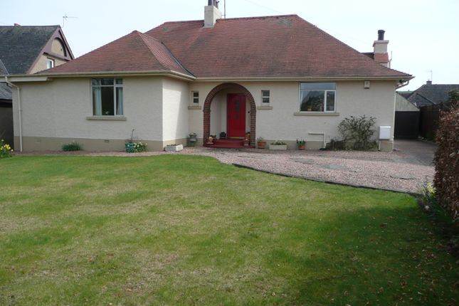 Thumbnail Bungalow for sale in Brighton Road, Cupar