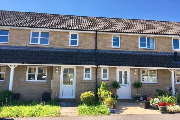 Thumbnail Terraced house to rent in New Square, South Horrington