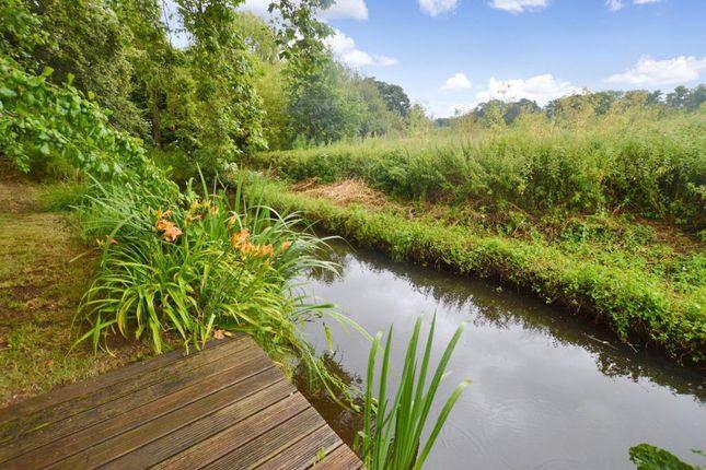 River Frontage of Rewe Court, Rewe, Exeter, Devon EX5