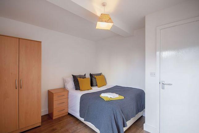 Bedroom of Portland Road, Nottingham NG7