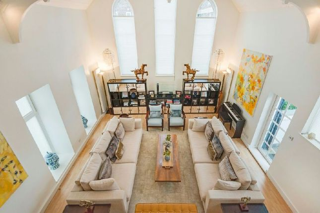Thumbnail End terrace house for sale in Trinity Close, Hampstead Village