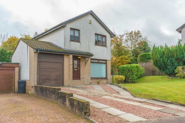 Detached house for sale in Brora Crescent, Hamilton