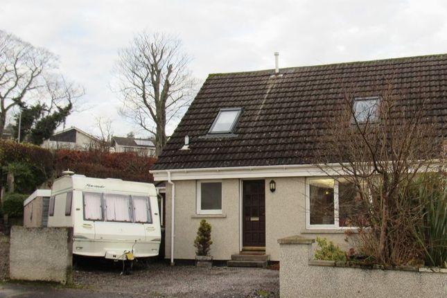 Thumbnail Semi-detached house for sale in Firthview Avenue, Inverness