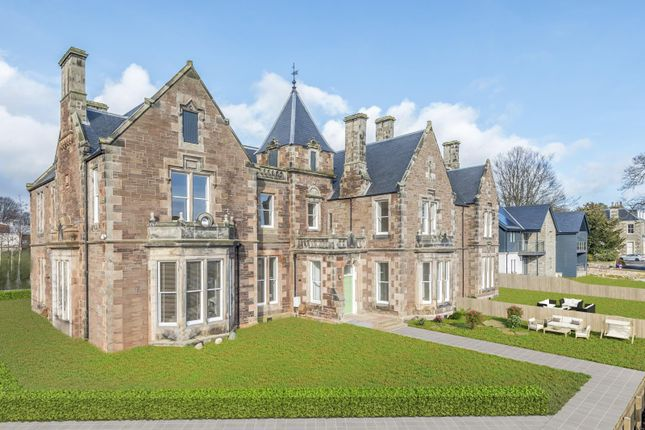 Thumbnail Flat for sale in Seaview Manor, 10 Lairds Walk, Monifieth, Dundee