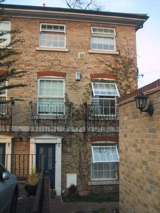 Thumbnail Town house to rent in Millwood Court, New Road, Chatham