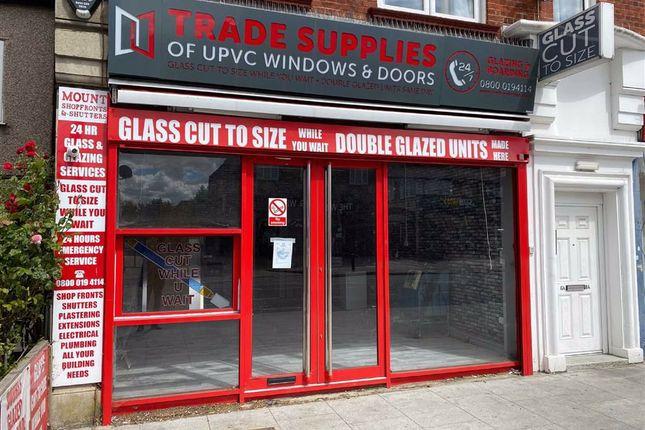 Thumbnail Retail premises to let in Hall Lane, Chingford, London