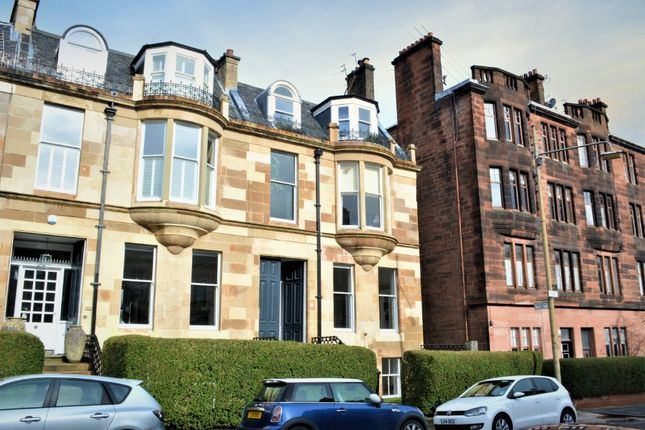 Thumbnail Flat for sale in Grosvenor Crescent, Flat 1, Dowanhill, Glasgow