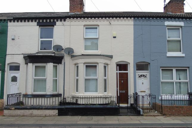 Thumbnail Terraced house to rent in Beechwood Road, Litherland, Liverpool