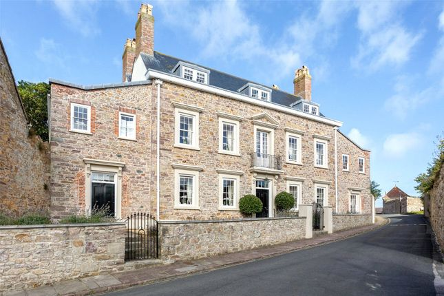 6 bed detached house for sale in Les Mouriaux House, Alderney GY1