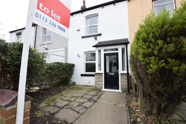 Thumbnail Terraced house to rent in East View, Leeds, West Yorkshire