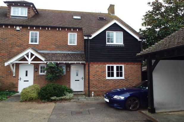 Thumbnail Property to rent in White House Place, Worthing