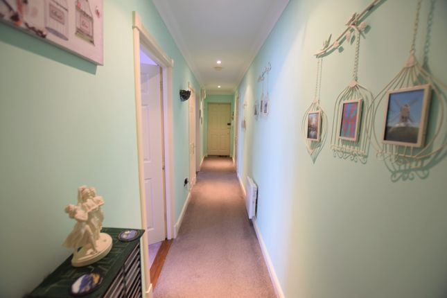 Hallway of Pacific Heights South, Eastbourne BN23