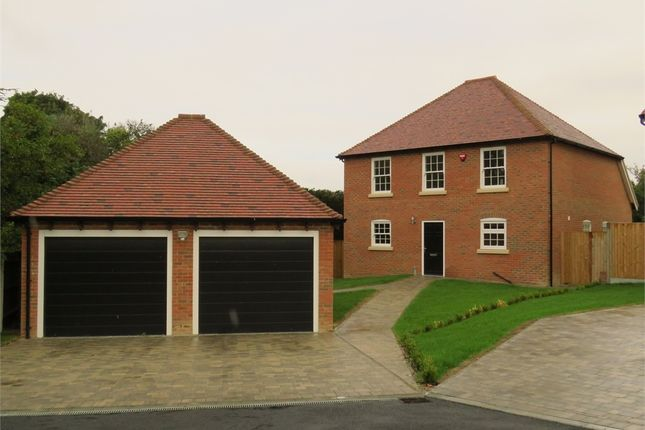 Thumbnail Detached house for sale in The Meadows, Sittingbourne, Kent