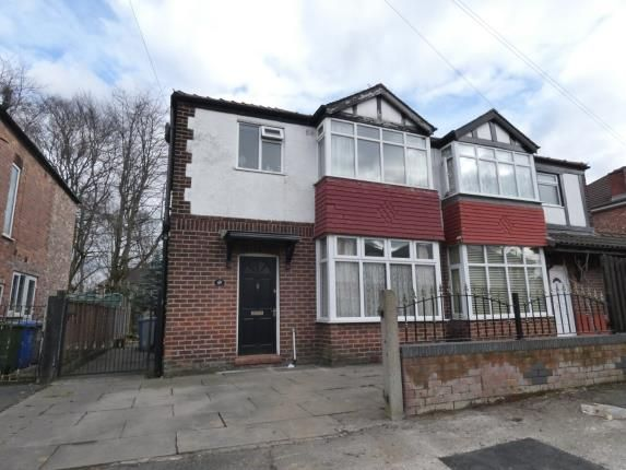 Thumbnail Semi-detached house for sale in Skerton Road, Old Trafford, Manchester, Old Trafford