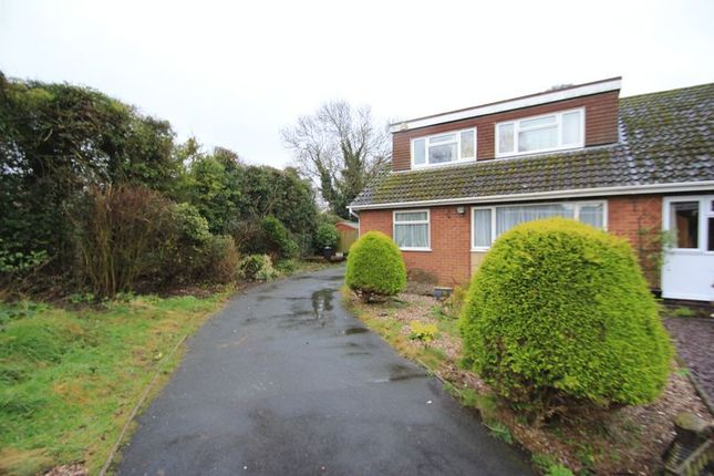 Thumbnail Semi-detached house for sale in Greenways, Penkridge