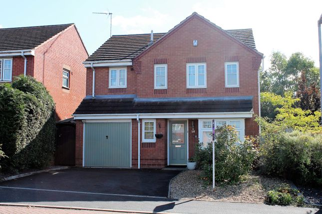 Thumbnail Detached house for sale in Impney Way, Droitwich