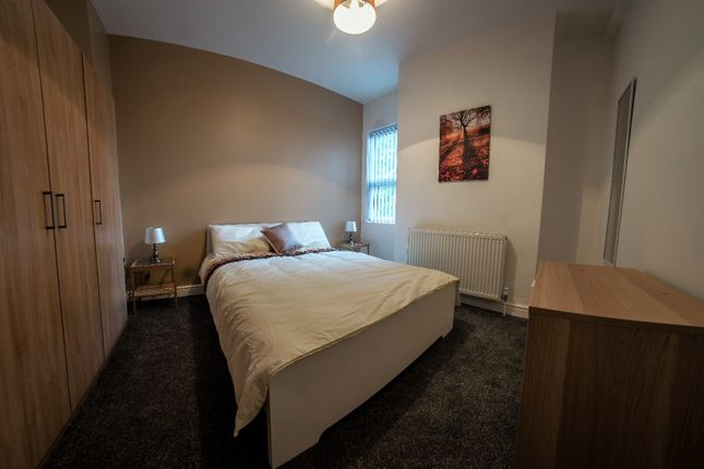 Thumbnail Shared accommodation to rent in Richmond Street, Penkhull