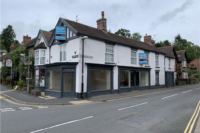 Thumbnail Commercial property for sale in Burway Road, Church Stretton