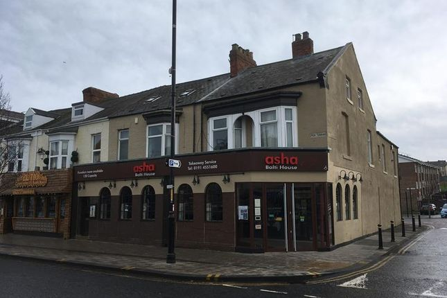 Thumbnail Leisure/hospitality for sale in 168-170, Ocean Road, South Shields, Tyne & Wear