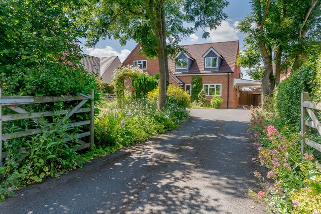Detached house for sale in Marsh Road, Wilmcote, Stratford-Upon-Avon, Warwickshire