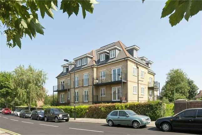 Thumbnail Flat for sale in River Bank, London