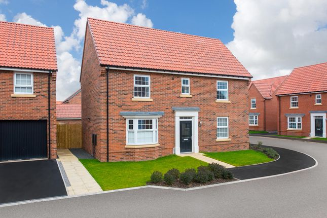 "Thumbnail Detached house for sale in ""Bradgate"" at Lowfield Road, Anlaby, Hull"