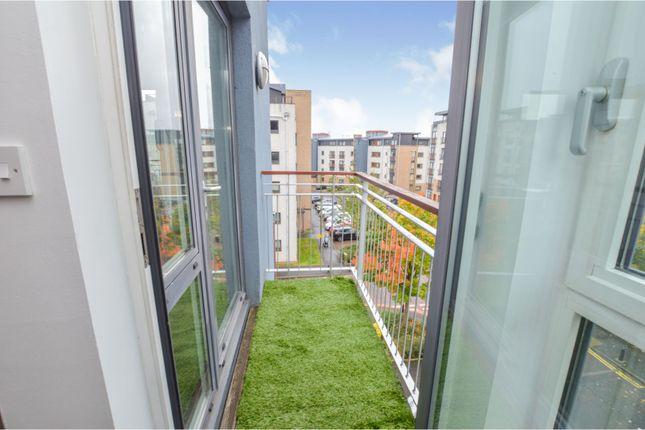 Balcony of East Pilton Farm Avenue, Pilton, Edinburgh EH5